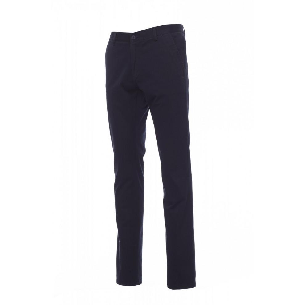 Pantaloni Chino Stretch Twill 320 Gr Classics 44 Blu Navy