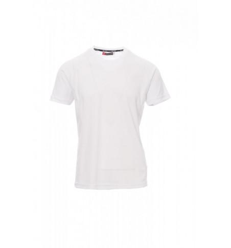 T-Shirt Manica Corta Dry-Tech 150Gr Runner S Bianco