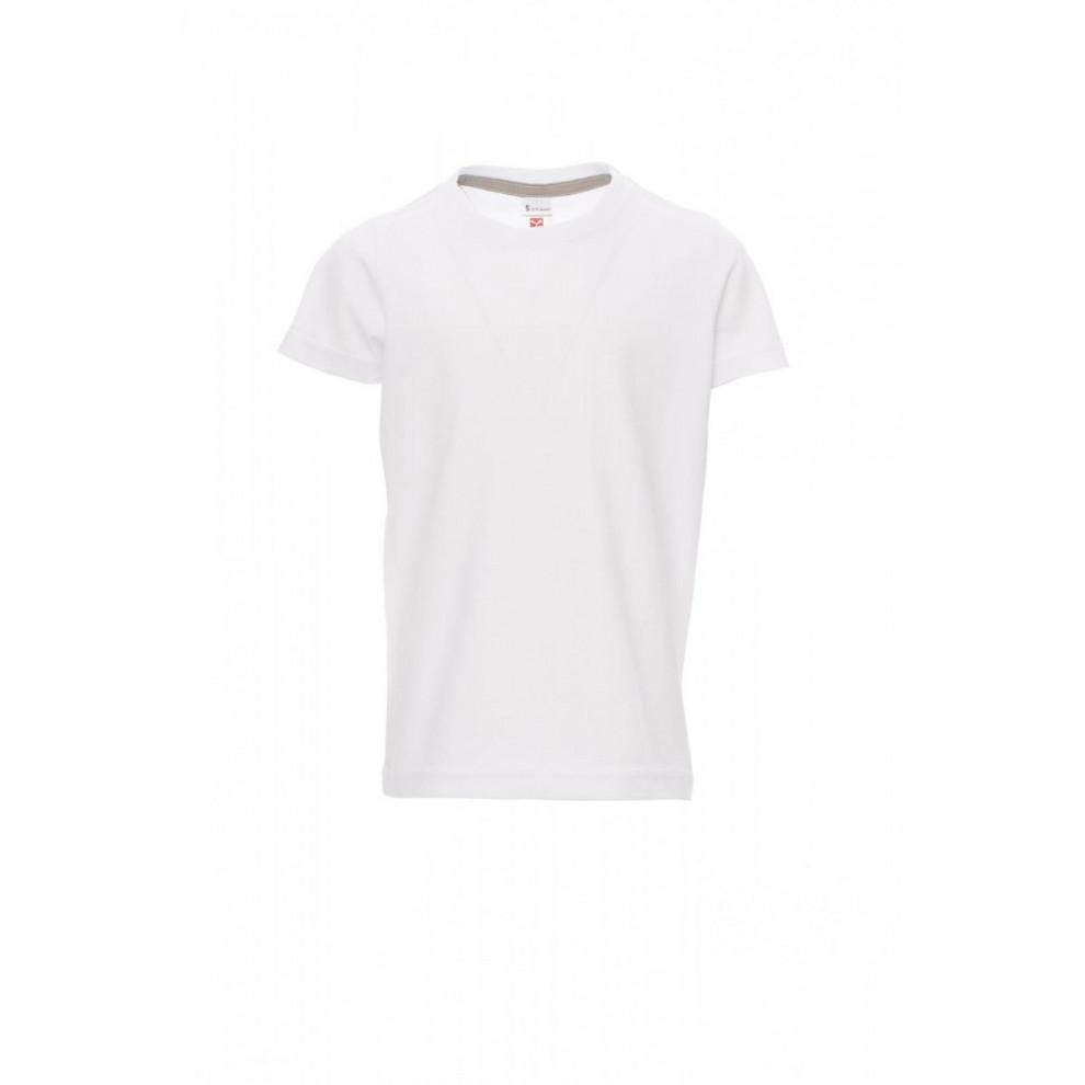 T-Shirt Manica Corta Jersey 150Gr Sunset Kids 0/1 Bianco