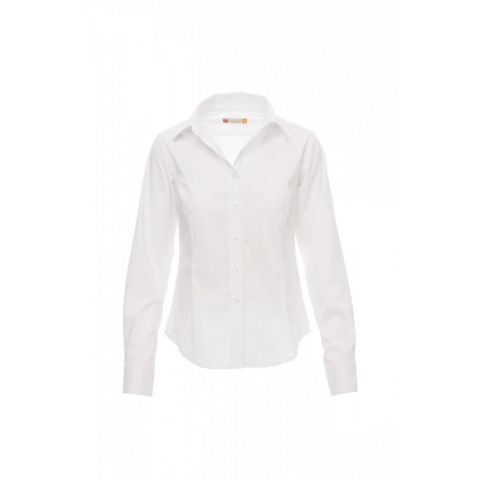 Camicie Manica Lunga Easy Care Popeline 125Gr Con 65%Poliestere