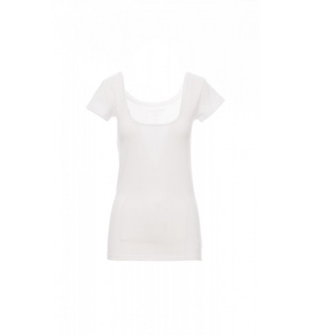 T-Shirt Manica Corta Stretch Jersey 135Gr Florida S Bianco