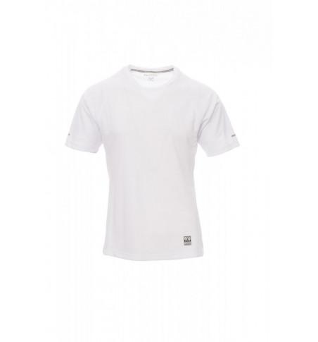 T-Shirt Manica Corta Dry-Tech 150Gr Running S Bianco