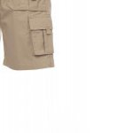 Bermuda Cargo Cotone Canvas 235Gr Riccione 3Xl Light Kaki